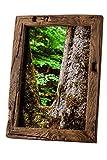 Bilderrahmen Alt-Holz aus alter Eiche